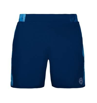 M31073211-DBLAQ BIDI BADU Adnan 7in Tech Shorts dark blue/aqua