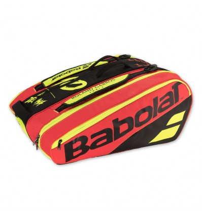 Racket Holder Babolat Pure Aero x12 Decima French Open