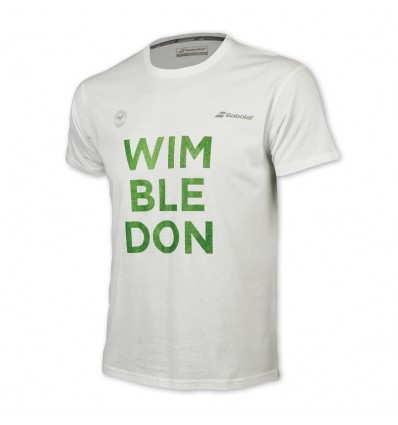 Tricou Babolat Core Wimbledon Barbati