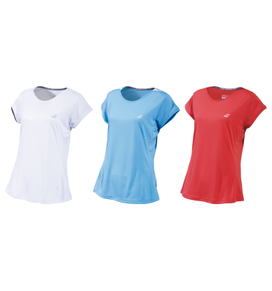 Tricou Babolat Performance Cap Sleeves Dama